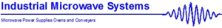 Industrial Microwave Systems