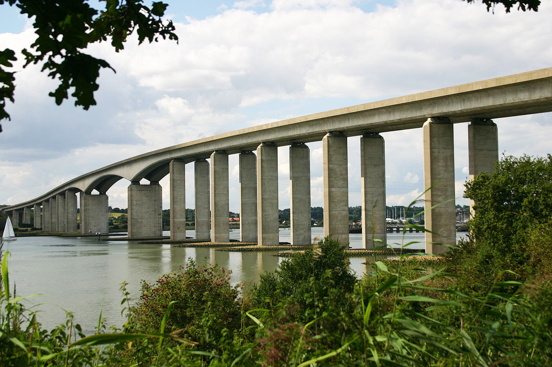 Orwell Bridge thumb