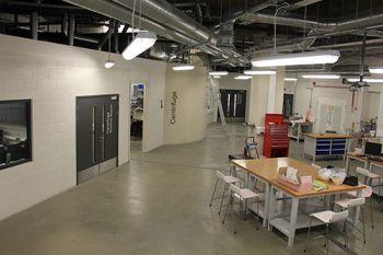 City's civil engineering laboratory