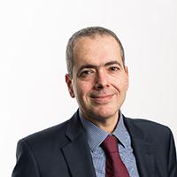photo of George Spanoudakis