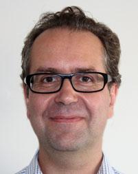 Portrait photo of Jonathan Turner